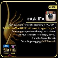 IIFA Green Carpet to connect with your star
