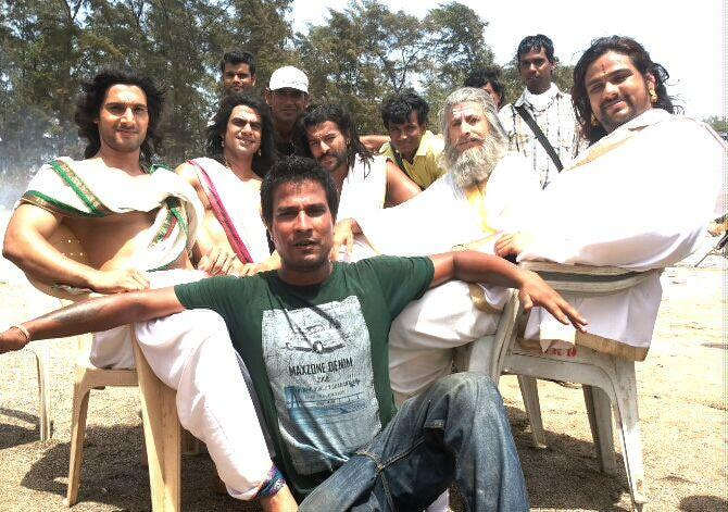 Mahabharat karna kavach kundal full episode