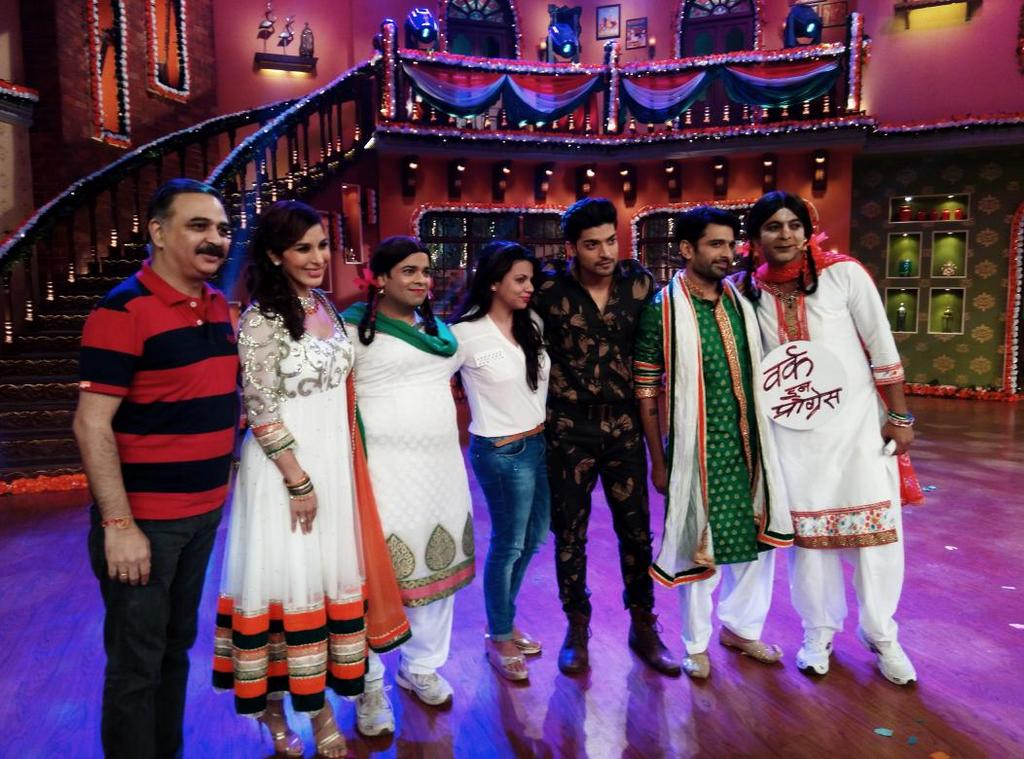 Comedy Nights with Kapil 15th August 2014, Jashn E Azaadi Special ...