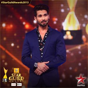 Star Guild Awards 2015 on 18th January 2015, Star Plus