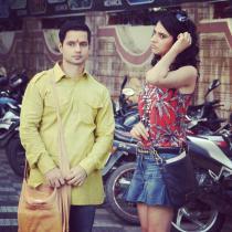 Neelam Sivia as Sheetal in Bindass' Love by Chance Episode