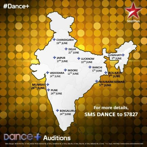 Dance Plus Auditions Promo