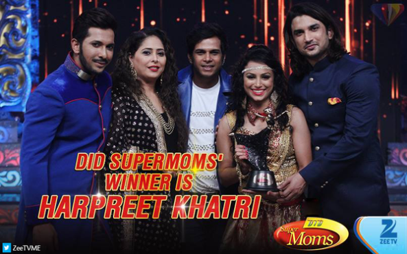DID Supermoms Winner - Harpreet Khatri
