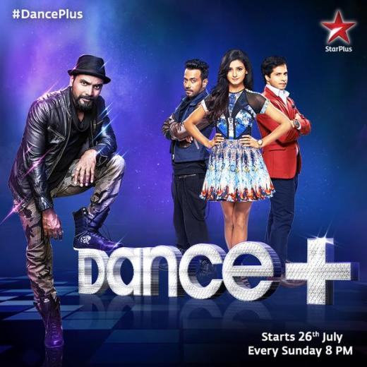 Dance Plus, captains