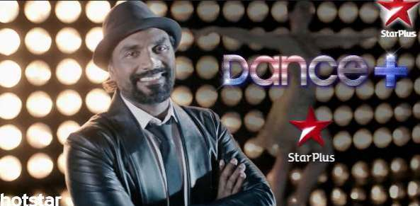 Dance Plus with Remo D'Souza