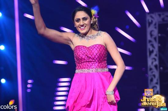Subhreet Kaur - Best performer of Jhalak's 1st Week