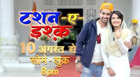 Tashan E Ishq, new show on Zee TV